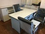 Akburo Ofis Mobilyaları  / Ucuz Büro Mobilyaları-Doğuş Makam takımı-koltuklar dahildir 549 tl