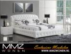 MMZ WONEN / lux avantgarde model baza - italyan yapim - tasli design - tirabzanli demir ayakli