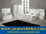 .AXA WOISS Meubelen / harika tasarımı ile mükemmel parlak swaovski taşlı yatak odası 6 5874