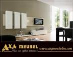.AXA WOISS Meubelen / duvara monte edilebilen tv ünitesi yemek odası takımı 44 1609