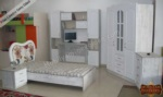 mobilyaminegolden.com / Hilal Country Genç Odası
