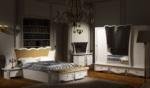 Yıldız Mobilya / Castello Lüks Yatak Odası