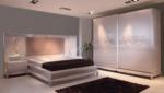 EVGÖR MOBİLYA / Büyüleyici Meşe Avangarde Yatak Odası