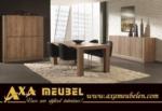 .AXA WOISS Meubelen / kalite ve estetiğin birleştiği bir tasarm harikası yemek odası 28 1235