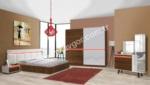 EVGÖR MOBİLYA / Fiesta Modern Yatak Odası