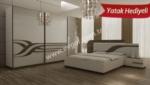 EVGÖR MOBİLYA / Pınar Modern Yatak Odası