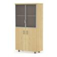 Yılmaz Ofis Mobilyaları / Cam Kapak Dolap 80*160