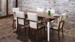 Evgör Mobilya Alfa Modern Yemek Odası - Evgör Mobilya Beyoğlu Mağaza