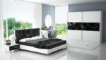 EVGÖR MOBİLYA / Büyüleyici Tasarım Bravo Modern Yatak Odası