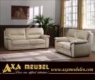 .AXA WOISS Meubelen / hem rahat hem de şık olarak tasarlanmış lux deri koltuk takımı