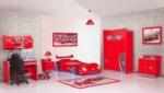 EVGÖR MOBİLYA / Turbo Sport Genç Odası - F2