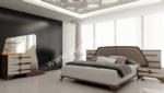 EVGÖR MOBİLYA / Jorney Modern Yatak Odası