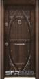 Safir Mob. Teks. Mtl. Dış Tic. Ltd. Şti. / Steel Door Celik Kapi Kabartma Serisi