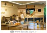 www.lacote.com.tr / ağaç ev çocuk  odası