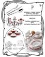 Alkapıda.com / Taç Evlilik Çeyiz Setin Yemek Takımı + ÇKB Seti + Çelik Çeyiz Seti + Hediyen