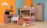 Yıldız Mobilya / Madame Ranzalı Genç Odası
