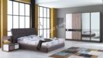 EVGÖR MOBİLYA / Karmen Modern Yatak Odası