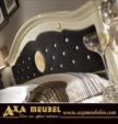 .AXA WOISS Meubelen / klasik parlak versace yatak odası takımı