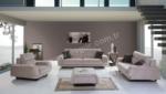 EVGÖR MOBİLYA / Deri Tasarımıyla Bonus Salon Takımı