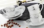 Alkapıda.com / Zerden 12 Parça Porselen Kahve Fincan Takımı 839