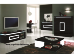Royal Meubel & Bedden & Boxsprings / Blackline yemek odasi takimi