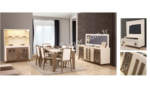 EVGÖR MOBİLYA / Anadolu Modern Yemek Odası
