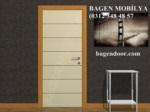 Bagen mobilya / Lake Balon PVC kapı