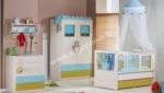 EVGÖR MOBİLYA / Panna Bebek Odası