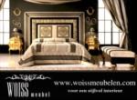 .AXA WOISS Meubelen / YENİ ÜRÜN muhteşem bir tasarım, harika VERSACE yatak odası 69 5434