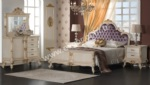 EVGÖR MOBİLYA / Meva Klasik Yatak Odası