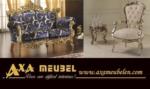.AXA WOISS Meubelen / odanıza çok özel bir mekan havası katacak barok koltuk 53 BKP5