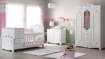 EVGÖR MOBİLYA / Elvin Bebek Odası