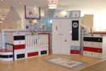 pati bebe & genç mobilya / gemici bebek odası