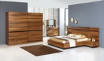 Yıldız Mobilya / Star Ahşap Yatak Odası