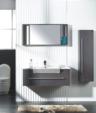 Rabelya Home Design / ah9717 gri modern banyo mobilya