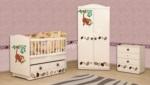 EVGÖR MOBİLYA / Miya Bebek Odası
