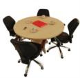 Yılmaz Ofis Mobilyaları / Yuvarlak Toplantı Masası