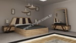 EVGÖR MOBİLYA / Maximo Modern Yatak Odası