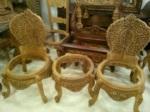 yildizhan antique & mobilya / oyma sandalye sehpa