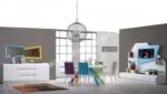 Mobilyalar / İvesa Renkli Yemek Odası