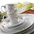 Alkapida.com Türkiye / Kütahya Porselen Stella 12 Kişilik 84 Parça 51900 Desen Yemek Takımı