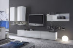 Ela Wonen / TV UNIT METERA WHITE