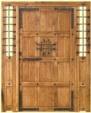 NTCONCEPT / CK-00017 Athinna Ahşap Kapı