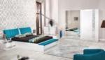 EVGÖR MOBİLYA / Flori Modern Yatak Odası