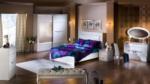 İstikbal Den Haag Bayisi / Kristal yatak odası takımı