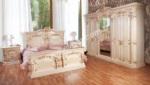 Mobilyalar / Seromi Klasik Yatak Odası