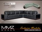 MMZ WONEN / modern italyan design kose koltugu - deri - butun renkler - cekmeceli tirabzan