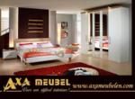 ****AXA WOISS Meubelen / modern şık estetik yatak odası takımı