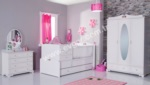 Mobilyalar / Işıl Kız Bebek Odası