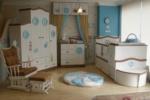 pati bebe & genç mobilya / okyanus bebek odası